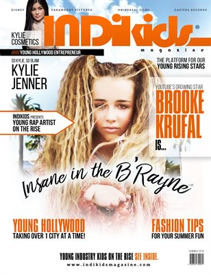 INDIKIDS MAGAZINE SUMMER ISSUE 2016