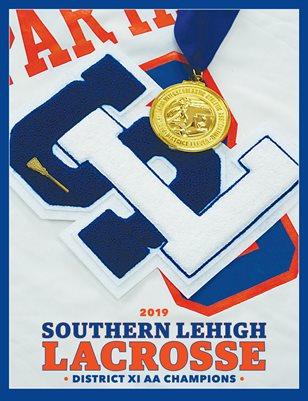 Southern Lehigh Boys Lacrosse 2019 Memory Book