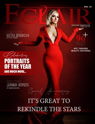 Eclair Magazine Vol 13 N°36