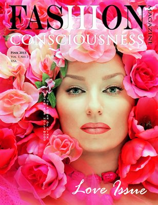 FASHION CONSCIOUSNESS Magazine - Pink Issue 2015