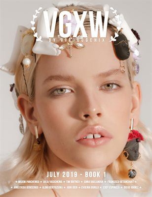 VGXW July 2019 Book 1 (Cover 1)