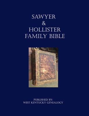 Sawyer - Hollister Family Bible