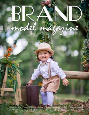 Brand Model Magazine  Issue # 54
