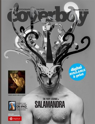 COVERBOY MAGAZINE ISSUE 6