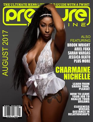 PRESSURE - Aug 2017 #33 (Charmaine Nichelle)