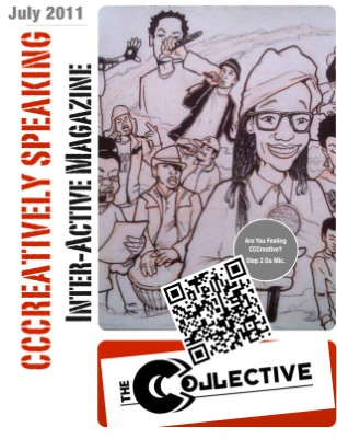 CCCreatively Speaking : The Official Magazine of The CCC