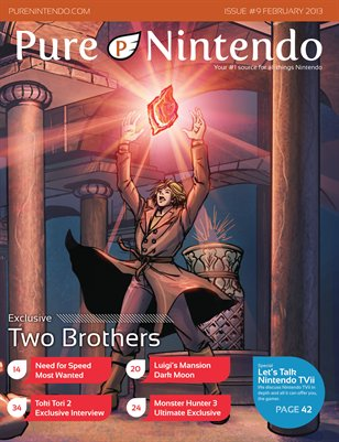 Pure Nintendo Magazine Issue #9