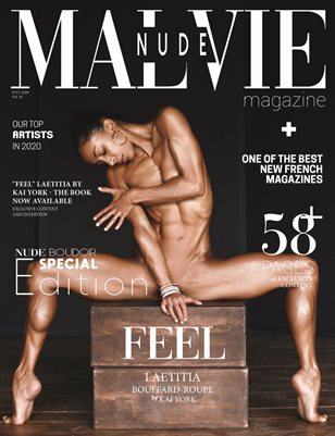 MALVIE Mag - Nude & Boudoir Special Edition Vol. 02 JULY 2020