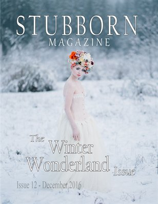 The Winter Wonderland Issue