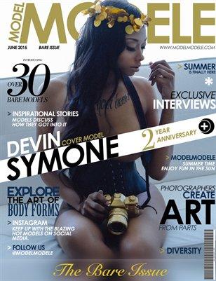 Model Modele Presents BARE (Devin Symone)