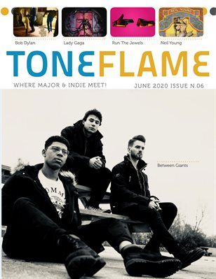 ToneFlame Magazine June 2020