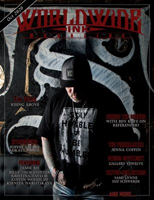 Worldwide Ink: October 2020 Issue
