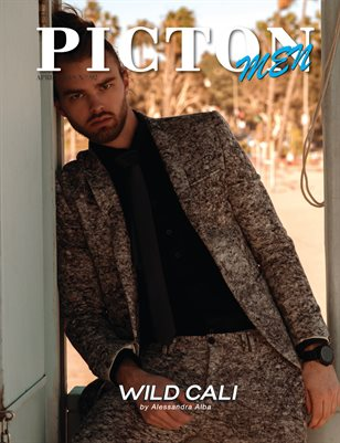 Picton Magazine APRIL 2019 N92 MEN Cover 3