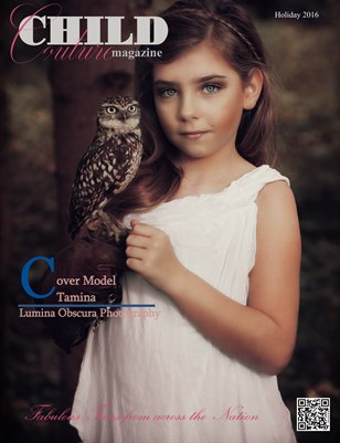 Child Couture Magazine Holiday 2016