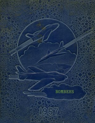 1957 BOMBERS YEARBOOK, FAIRDEALING, KENTUCKY