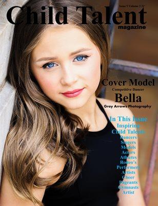 Child Talent Magazine issue 5 Volume 3 2021