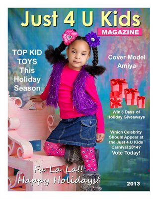 Just 4 U Kids Holiday Cover1