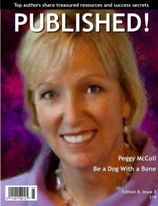 PUBLISHED! featuring Peggy McColl
