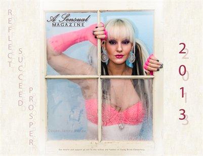 A Sensual Magazine 2013 Calendar