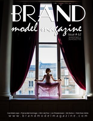 Brand Model Magazine  Issue # 62, SHADOWS