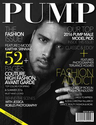 PUMP Magazine Fashion Edition Issue 69