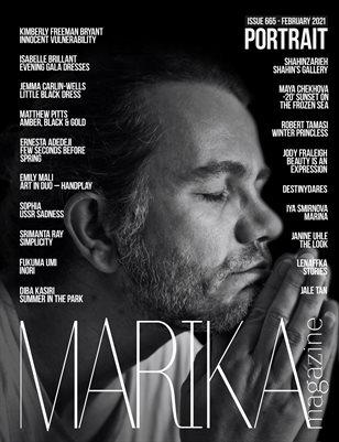 MARIKA MAGAZINE PORTRAIT (ISSUE 665 - February)