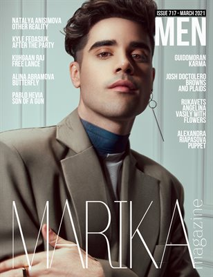 MARIKA MAGAZINE MEN (ISSUE 717 - MARCH)