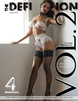 The Definition: 4yr Anniversary: Thaise Barbosa Cover Vol.2