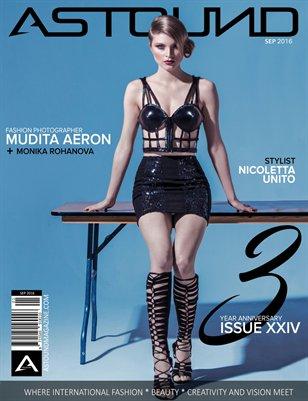 "SEPTEMBER 2016 ""ANNIVERSARY"" ISSUE XXIV"
