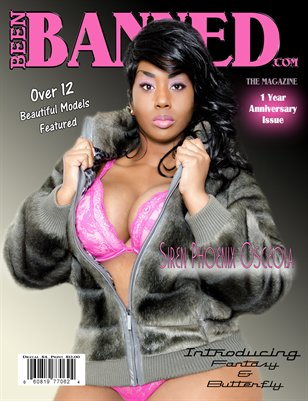 The BeenBanned.com The Magazine Volume 5 The 1 Year Anniversary Edition