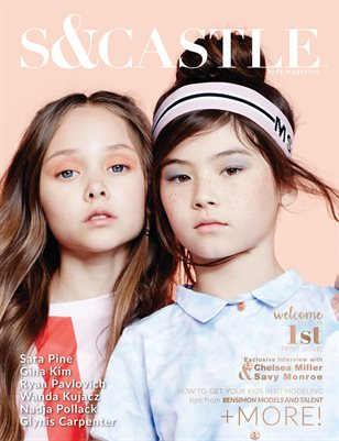 Spring/Summer 2018 First Issue