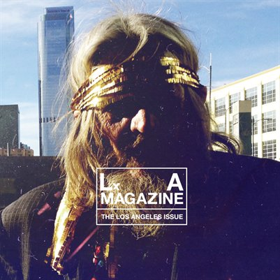 LxA Magazine Issue #00 The LA Issue