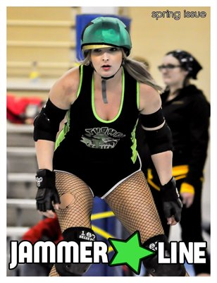Jammer Line Spring 2015 Issue