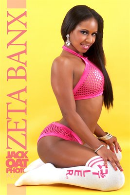 ZETA BANX - PRETTY IN PINK