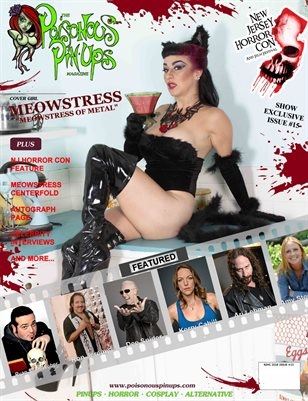 Poisonous Pinups Magazine Exclusive NJHC Issue15