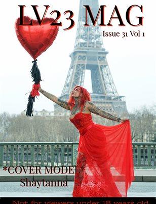 Lv23 Mag issue 31 vol 1