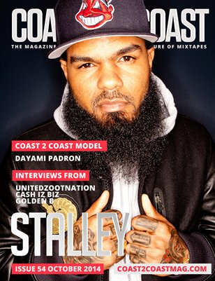 Coast 2 Coast Magazine Issue #54