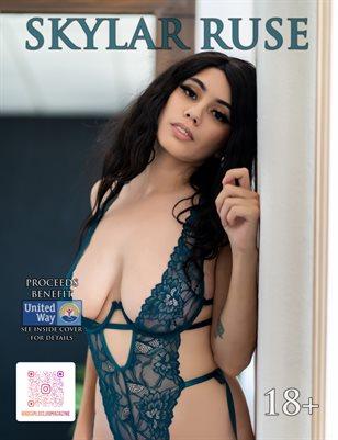 Skylar Ruse - Sexy Topless Latina Boudoir Babe | Bad Girls Club