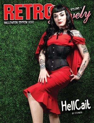 Halloween 2020 - VOL 4 – HellCait Cover