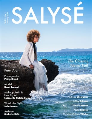 SALYSÉ Magazine | Vol 5 : No 1 | January 2019
