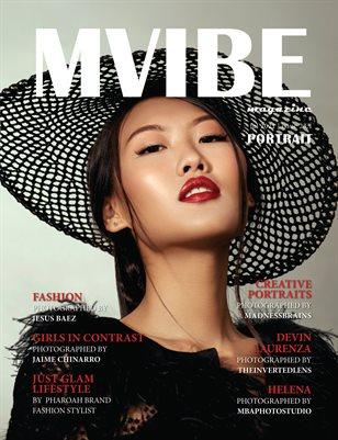 MVIBEmagazine July 2021 issue 23.1 Portrait