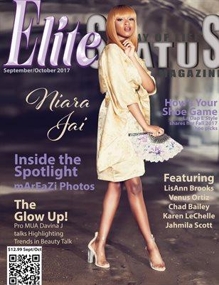 Elite Status Magazine, September 2017