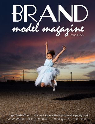 Brand Model Magazine  Issue # 225