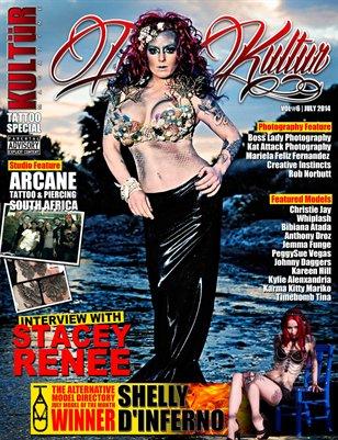 Kultur Magazine TATTOO Special - TATTOO Kultur VOL 6.2