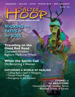 Sacred Hoop Magazine - Issue 84 (Retail)