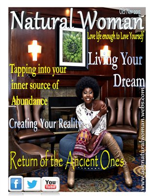 Natural Woman Magazine Oct-Nov 2013