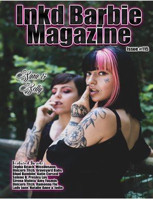 Inkd Barbie Magazine Issue #115 - Sara & Selly