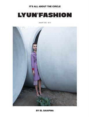 LYUN ISSUE No.13 (VOL No.4) C1