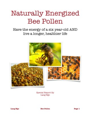 Revitalize Your Life with Bee Pollen Supplements