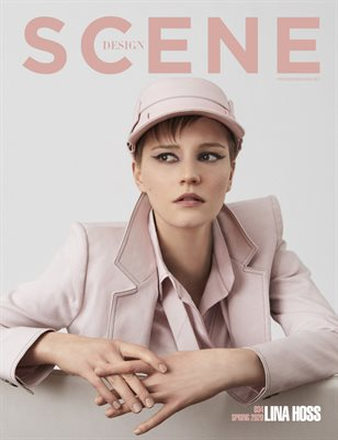 DESIGN SCENE SPRING 2020 LINA HOSS ISSUE THIRTY-FOUR